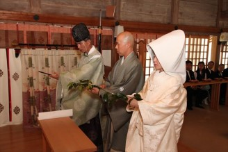 結婚式/玉串拝礼