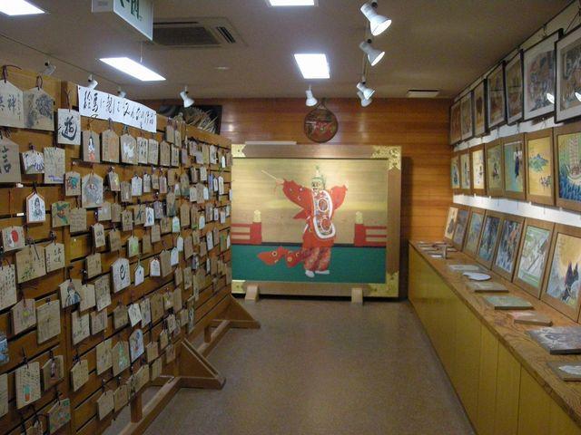 井伊谷宮日本絵馬史料館