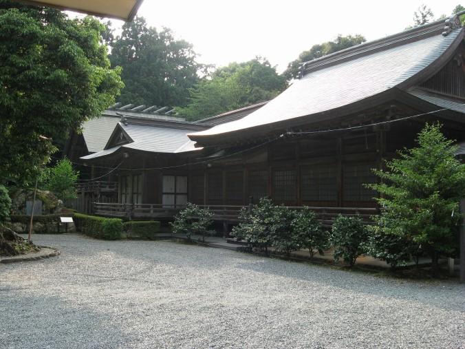 井伊谷宮拝殿