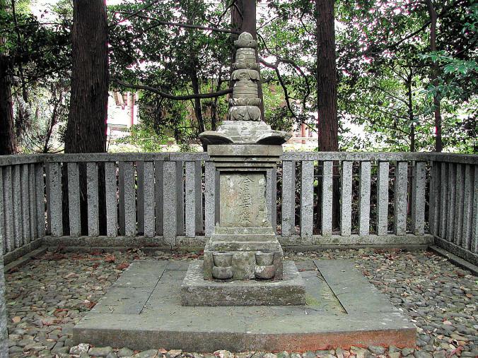 宗良親王御墓